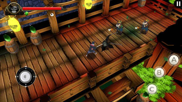 浪人武士手机游戏安卓版图片1