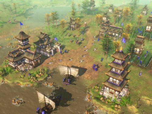 帝国时代2决定版中文汉化破解版(Age of Empires Definitive Edition)图片3