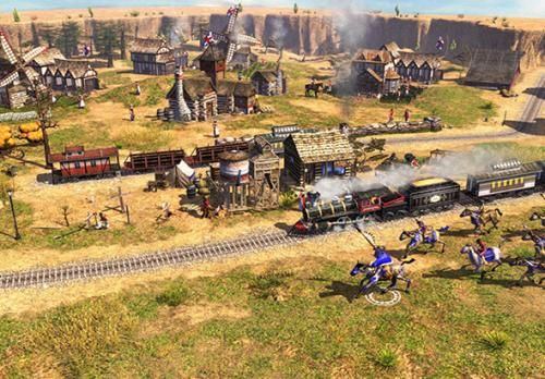 帝国时代2决定版中文汉化破解版(Age of Empires Definitive Edition)图片1