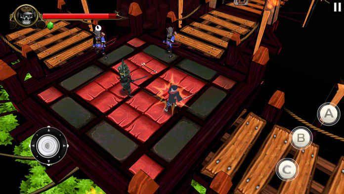 浪人武士手机游戏安卓版图片3