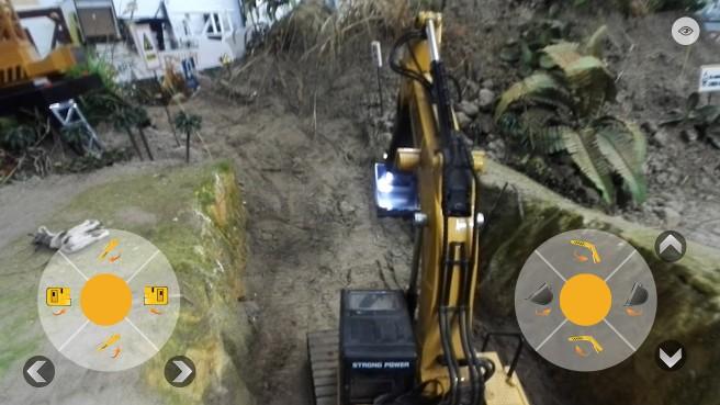 RC世界评测:现实场景挖掘机游戏[多图]