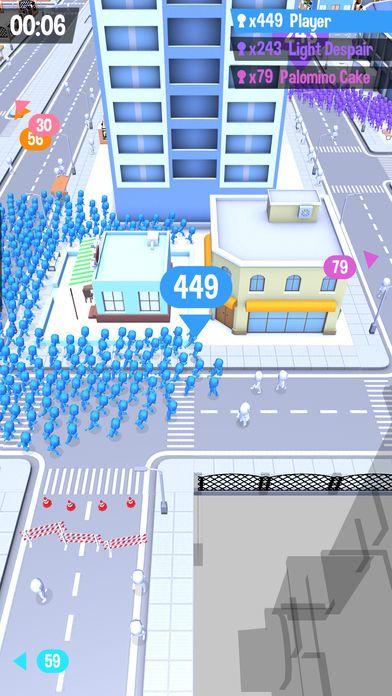 拥挤世界手机游戏安卓版下载图3: