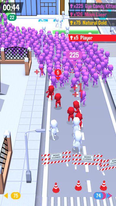 拥挤世界手机游戏安卓版下载图片1