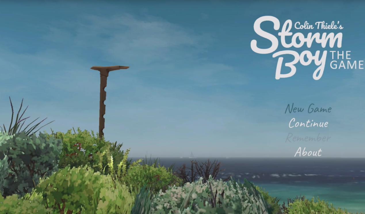 澳大利亚著名小说改编游戏:《Storm Boy》即将全平台发售[多图]
