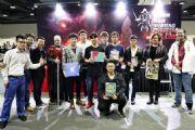阿伯泰大学准留学生获第二届WePlay游戏文化展大奖[多图]