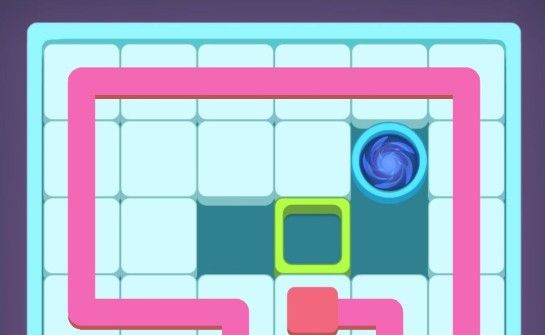 滑冰迷宫攻略大全:全关卡通关流程攻略[多图]图片1