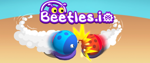 AI打造爆款游戏:赤子城旗下Beetles. io横扫欧美多国榜单[多图]