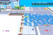拥挤城市:最近疯狂沉迷这一款游戏,对于游戏黑洞的我来说很是喜欢[多图]