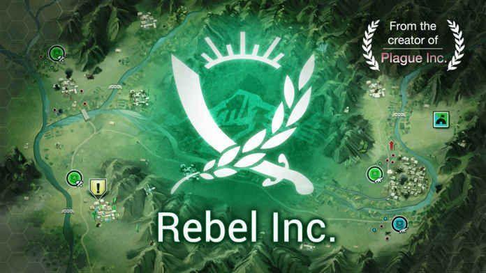 Rebel Inc叛乱公司中文游戏安卓版下载图片1
