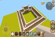 迷你世界古风庭院围墙建造教程 中国风建筑怎么搭[多图]