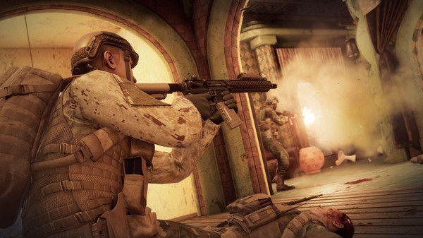 叛乱2沙漠风暴中文游戏手机版官方网站下载(Insurgency Sandstorm)图片3