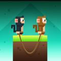 猴子跳绳正版