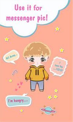 BTS Doll中文手机版游戏图4:
