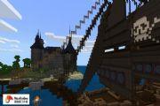 """《我的世界》PVE闯关地图来袭:""""占领城堡""""解锁新玩法[多图]"""