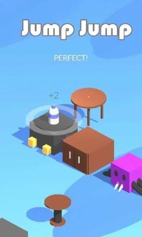 跳一跳2018游戏下载安卓版(Frog Jump)图2:
