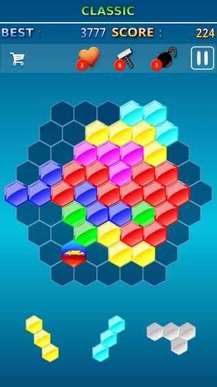 Hexa Gem Crush游戏安卓版图3: