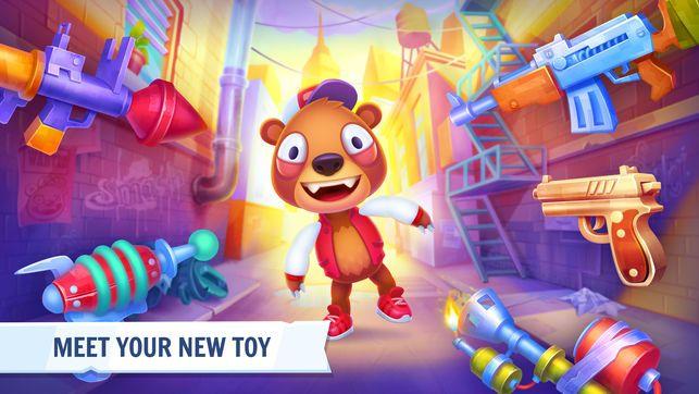 疯狂玩具熊无限金币汉化版下载最新版图1: