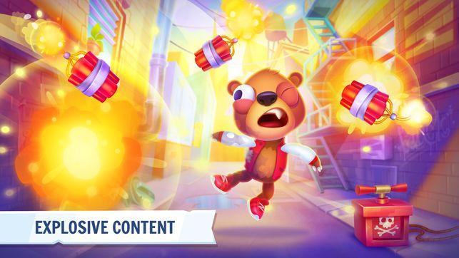 疯狂玩具熊无限金币汉化版下载最新版图4: