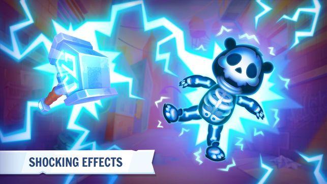 疯狂玩具熊无限金币汉化版下载最新版图3: