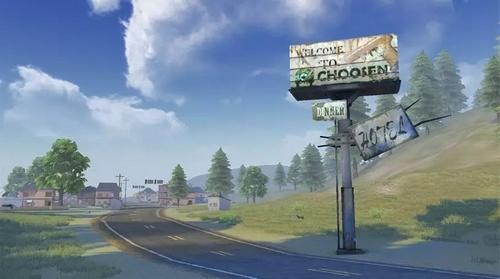 荒野行动四种游戏风格更新,画面终于看得过去了[多图]