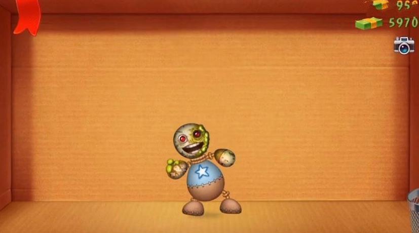 疯狂木偶人游戏中文汉化版图2: