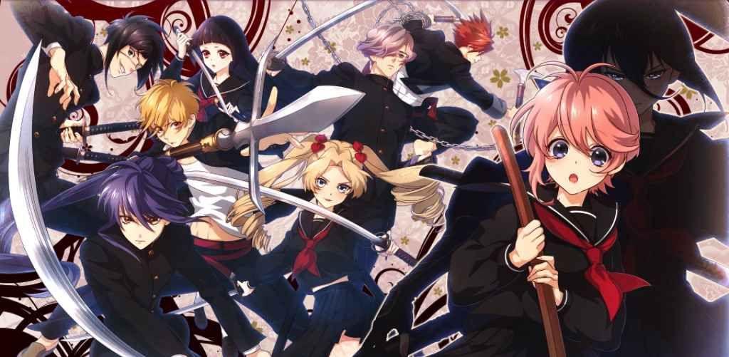 乙女剑武藏安卓游戏预约测试版图2: