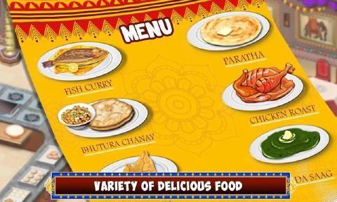 经营印度餐厅游戏中文汉化版图2: