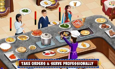 经营印度餐厅游戏中文汉化版图1: