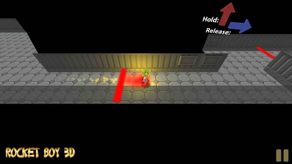 火箭男孩官方版手机游戏下载(Rocket Boy)图3: