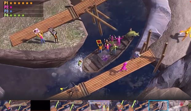 搞怪的人类游戏中文汉化版图4: