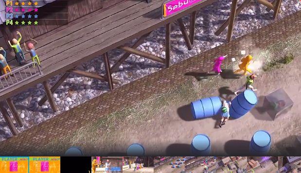搞怪的人类游戏中文汉化版图3: