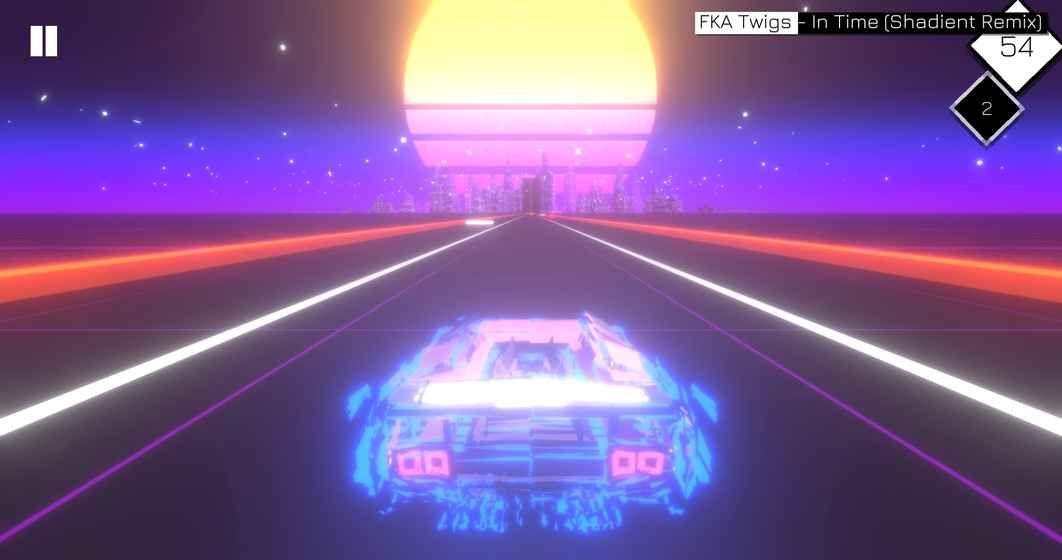 抖音音乐赛车(Music Racer)安卓游戏手机版图5: