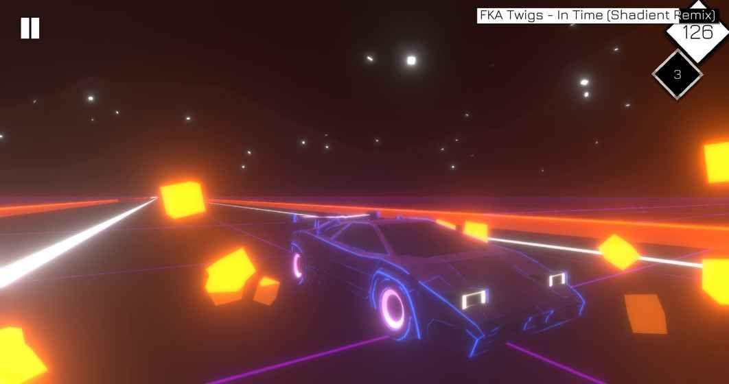 抖音音乐赛车(Music Racer)安卓游戏手机版图4: