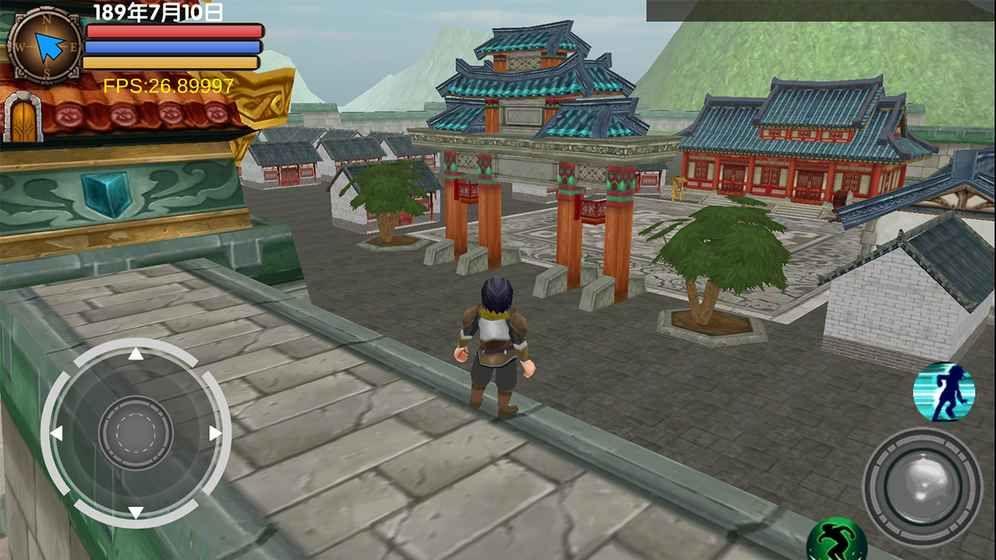 三国大时代5飞龙在天游戏安卓官方最新版下载图1: