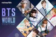 音乐手游BTS WORLD发布 来培养属于自己的偶像吧![多图]