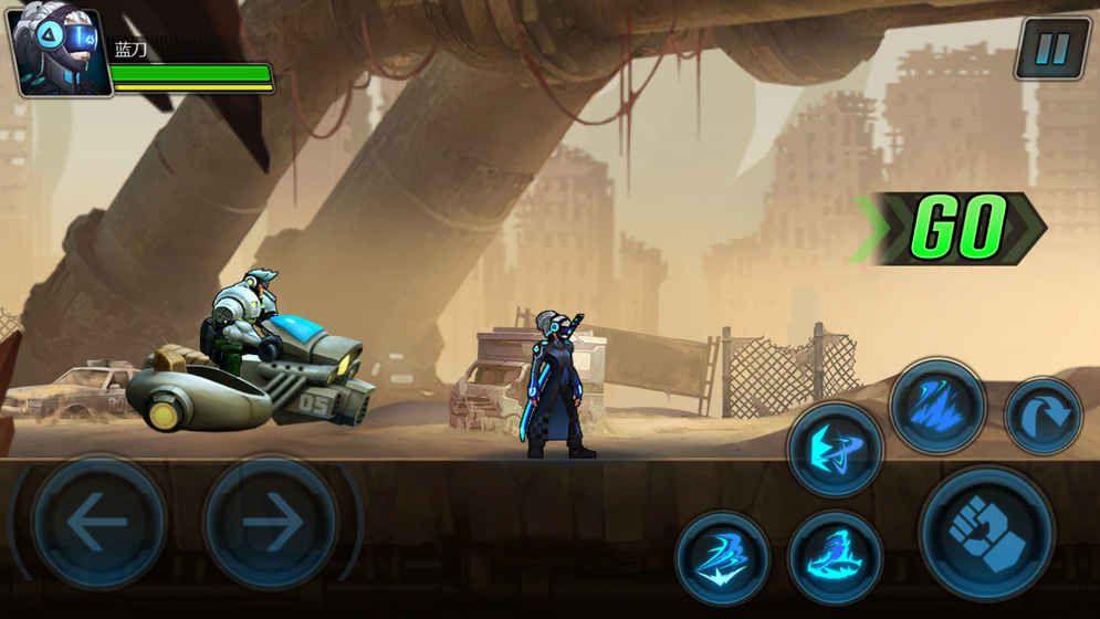僵尸复仇者2末日守望者安卓游戏手机版图1:
