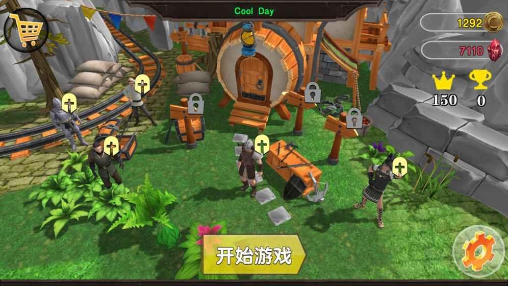 战争竞技场游戏安卓版图3: