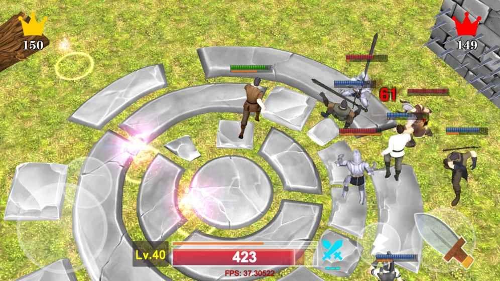 战争竞技场游戏安卓版图2: