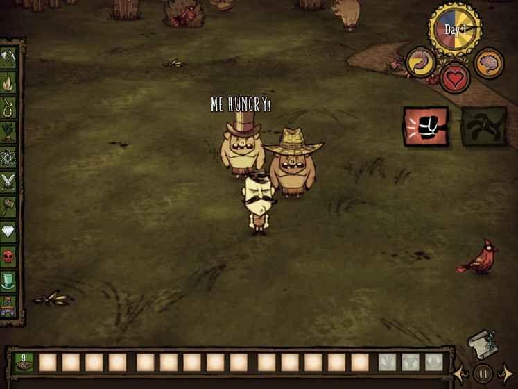 饥荒人物mod模组手游最新版下载图片2
