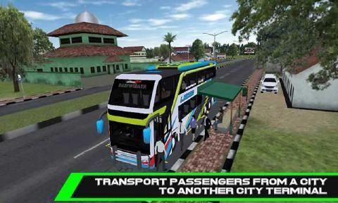 移动巴士模拟游戏官方网站下载安卓版(Mobile Bus Simulator)图5: