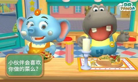 熊猫博士餐厅3游戏安卓版图1: