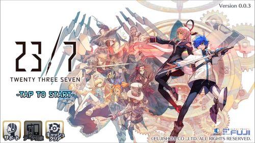 23/7预计3月15日上架双平台 同时PC版本将会在一周后上架[多图]