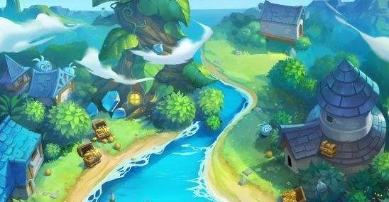 不思议迷宫神秘小岛英雄之心通关攻略 神秘小岛英雄之心该怎么过?[多图]图片1