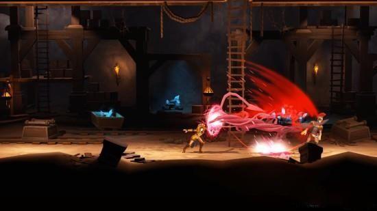 灵魂之火Soulfire手机游戏最新官方版下载图2: