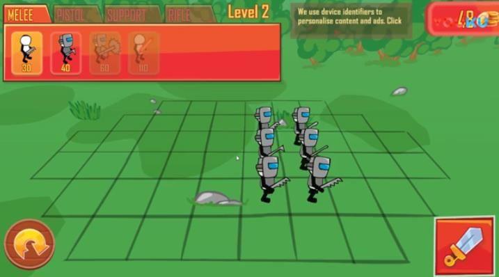 屌德斯解说火柴人战争模拟器游戏官方下载安卓最新版图4: