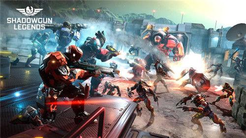 暗影之枪传奇预计3月22日全球上市 全球注册玩家已突破150万[多图]