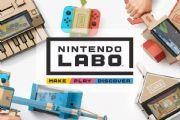 实物玩具+电子游戏,Nintendo labo会是下一个风口吗?[多图]