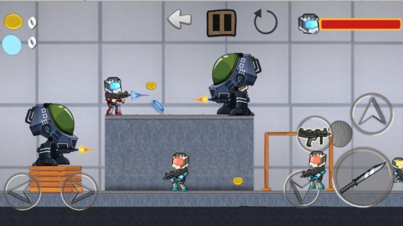 超时空任务安卓官方版游戏图2: