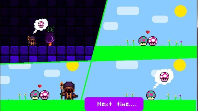 蘑菇冒险安卓官方版游戏图2: