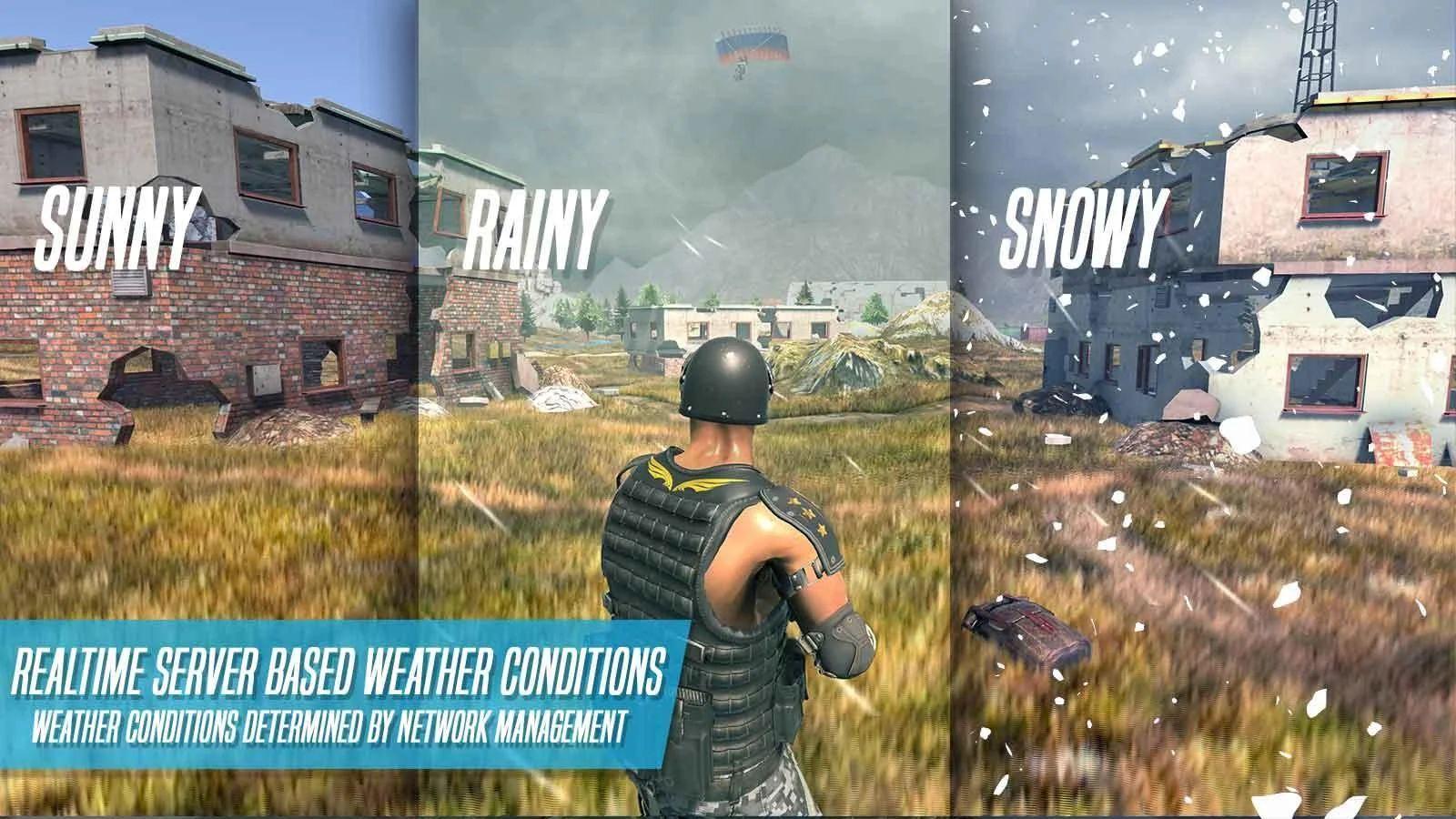 BOS生存战场游戏官方网站下载正式版图4: